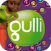 Les tables de multiplication avec Gulli
